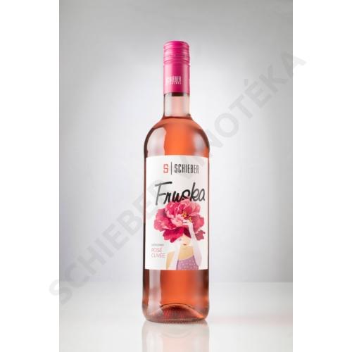 SCHIEBER Fruska rosé cuvée 2020